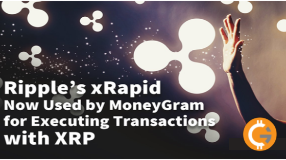 MoneyGram using Ripple's xRapid – A win-win for both?