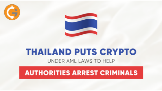 Thailand to regulate Cryptocurrencies under Anti-Money laundering act – A bold or a foolish move?