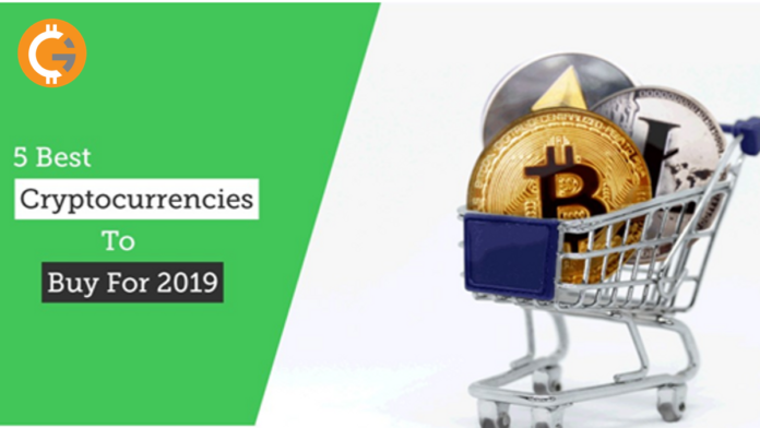 5 best cryptocurrencies to buy for 2019