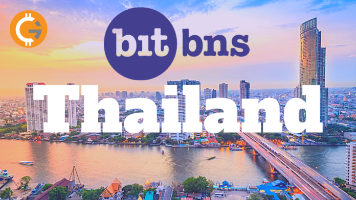 Bitbns giving shelter to the Thai cryptotraders