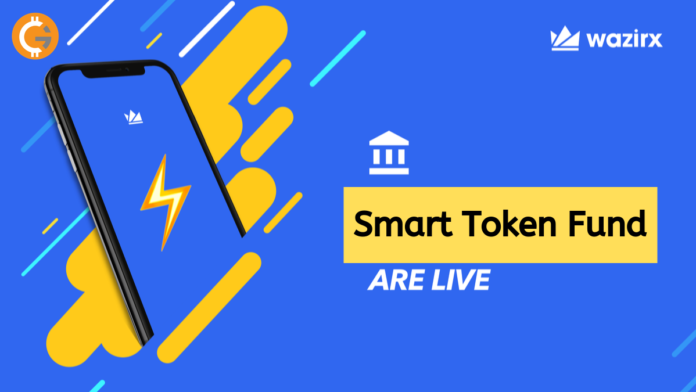 WazirX Introduces its New Feature – The Smart Token Fund