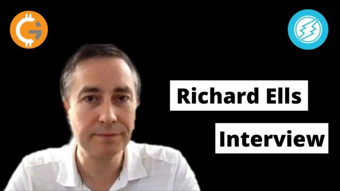 CoinGyaan's Exclusive Interview with Richard Ells, the CEO of Electroneum