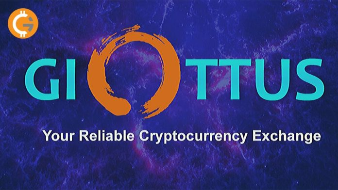Giottus Exchange - India's Fastest and Lowest Fee Exchange