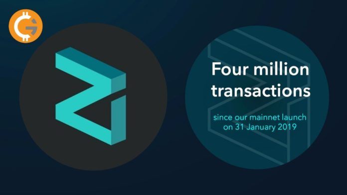 Growing Every Second – Zilliqa Completes its 4 Million Transactions
