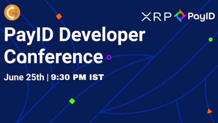 Ripple will host the first PayID Developer Conference