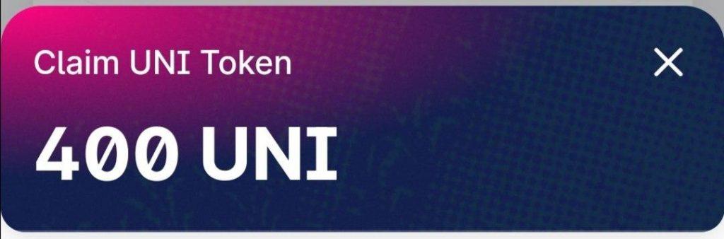 Uniswap Unveils its Governance Token UNI, Claim Free 400 UNI