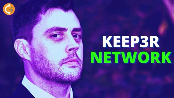 Andre Cronje Launches his third Protocol Keep3r Network, Price surges 1400% in 24 Hours