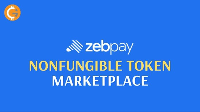 ZebPay to launch India's first non-fungible crypto token and marketplace