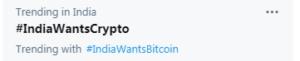 India wants crypto