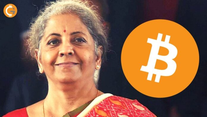 India Will have Room to Experiment Blockchain and Cryptocurrency, Says Finance Minister Nirmala Sitharaman